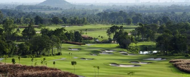 Siam Country Club, Plantation Course