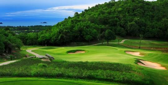 Banyan Golf Club, Hua Hin