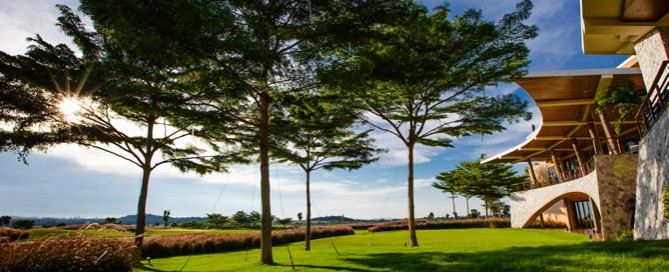 Siam Country Club, Plantation Course, Club Hosue