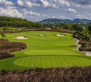 Siam Country Club, Plantation Course