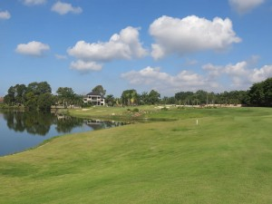 8th fairway at Lakes Phoenix Gold